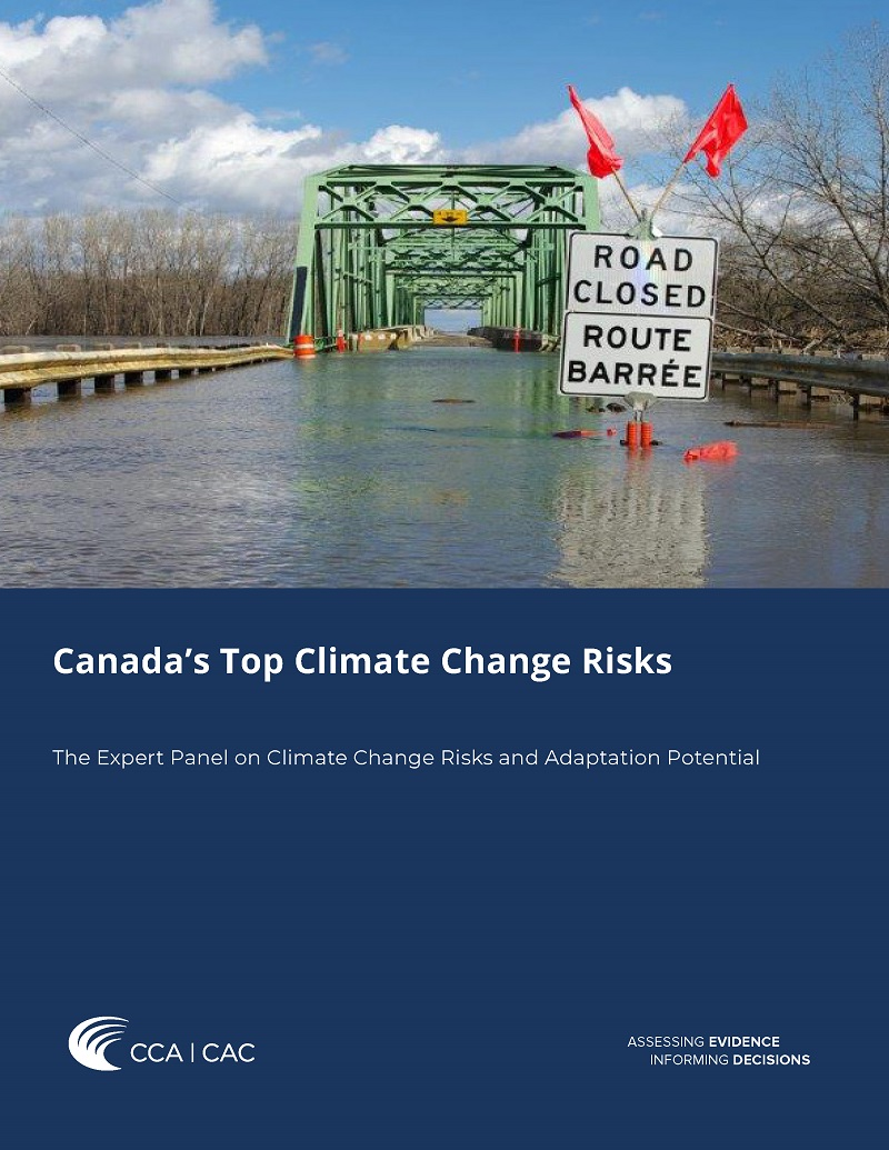 Canada's Top Climate Change Risks - By the Council of Canadian Academies