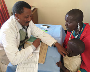 Outreach Programs - A district-wide trachoma and cataract outreach, a vital focus on fistula, and HIV screening and treatment are among Olmoti Clinic's specialized programs.