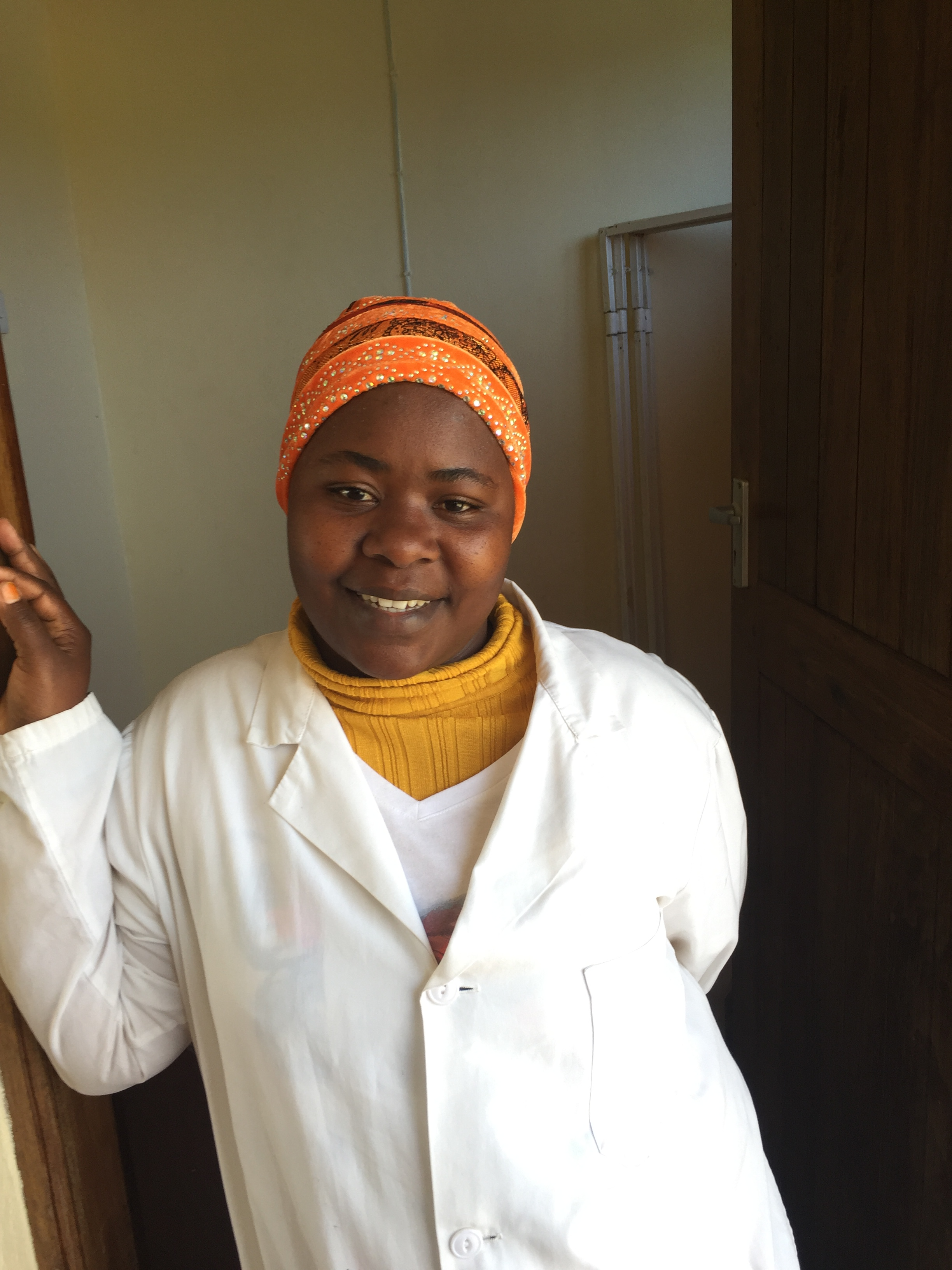 Thanks to education efforts by Zai and other clinic staff, the local midwives, who hold considerable influence with the area's women, are now directing them to the clinic for pre-natal services and childbirth.
