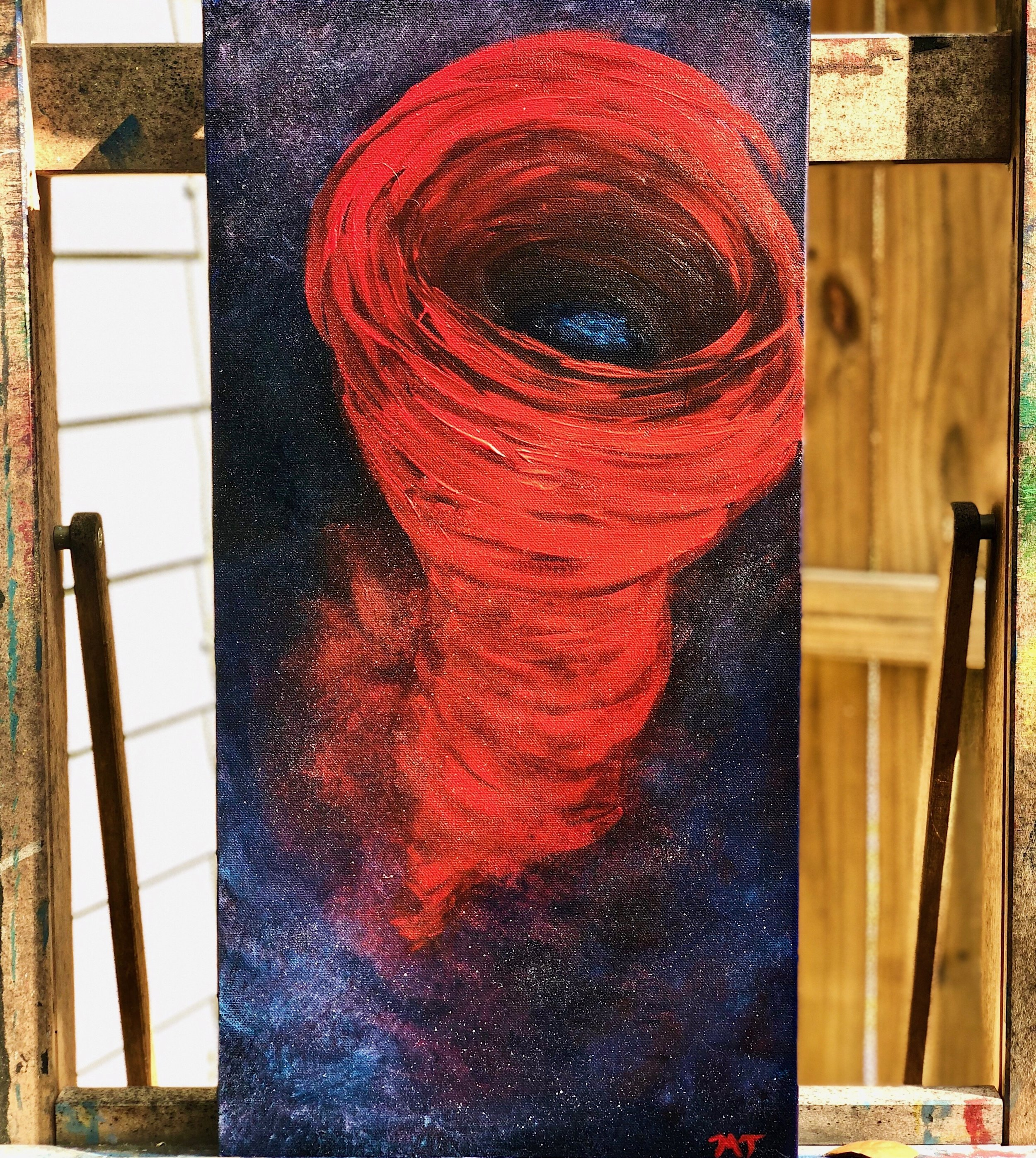 Vermillion Void - $125