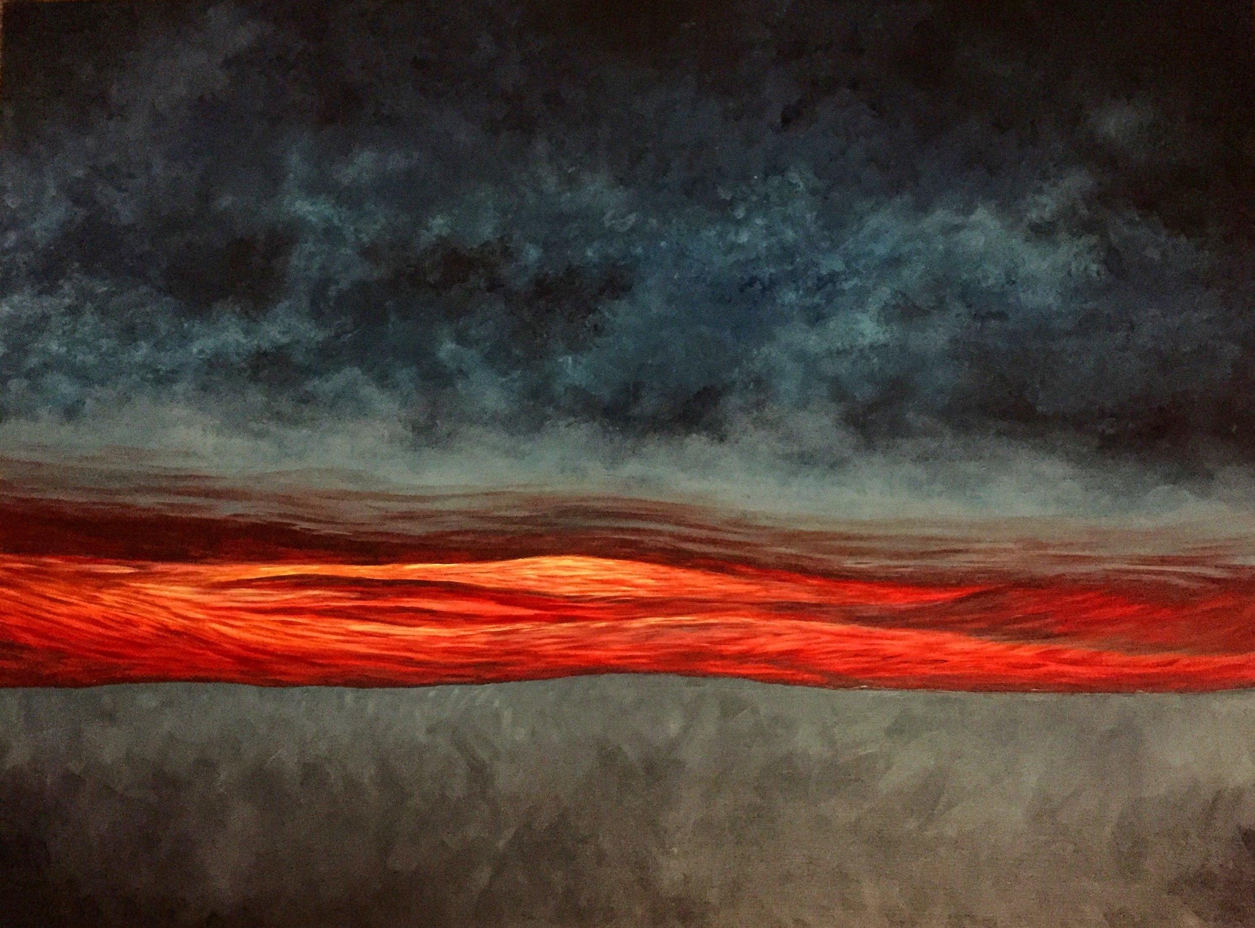 Sundae's Sunset