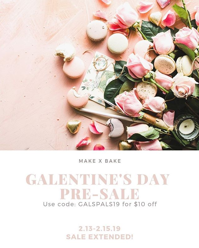 It's Valentine's Day but here at Make X Bake we're still celebrating female/ femme friendship and empowerment 💁‍♀️💁🏽‍♀️💁🏾‍♀️. . . . Order your April box before the presale ends!!! . . . . #makexbake #womenowned #crafting #dc #valentinesday2019 #cannabisandcrafting #wocincannabis #subscriptionbox