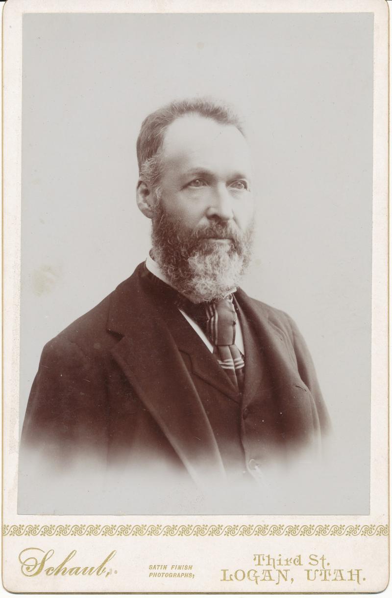 Madelaine's husband, Charles Guild