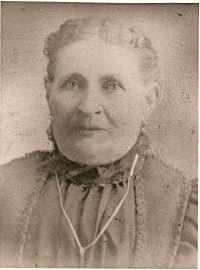 Paul's wife, Susannah Goudin