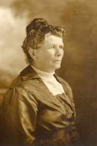 Thomas' wife, Ella