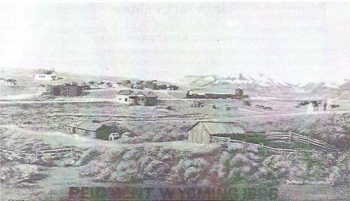 Piedmont, Wyoming, in 1896.