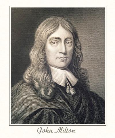 John Milton, Author of Sonnet XVIII - On the Late Massacre in Piemont