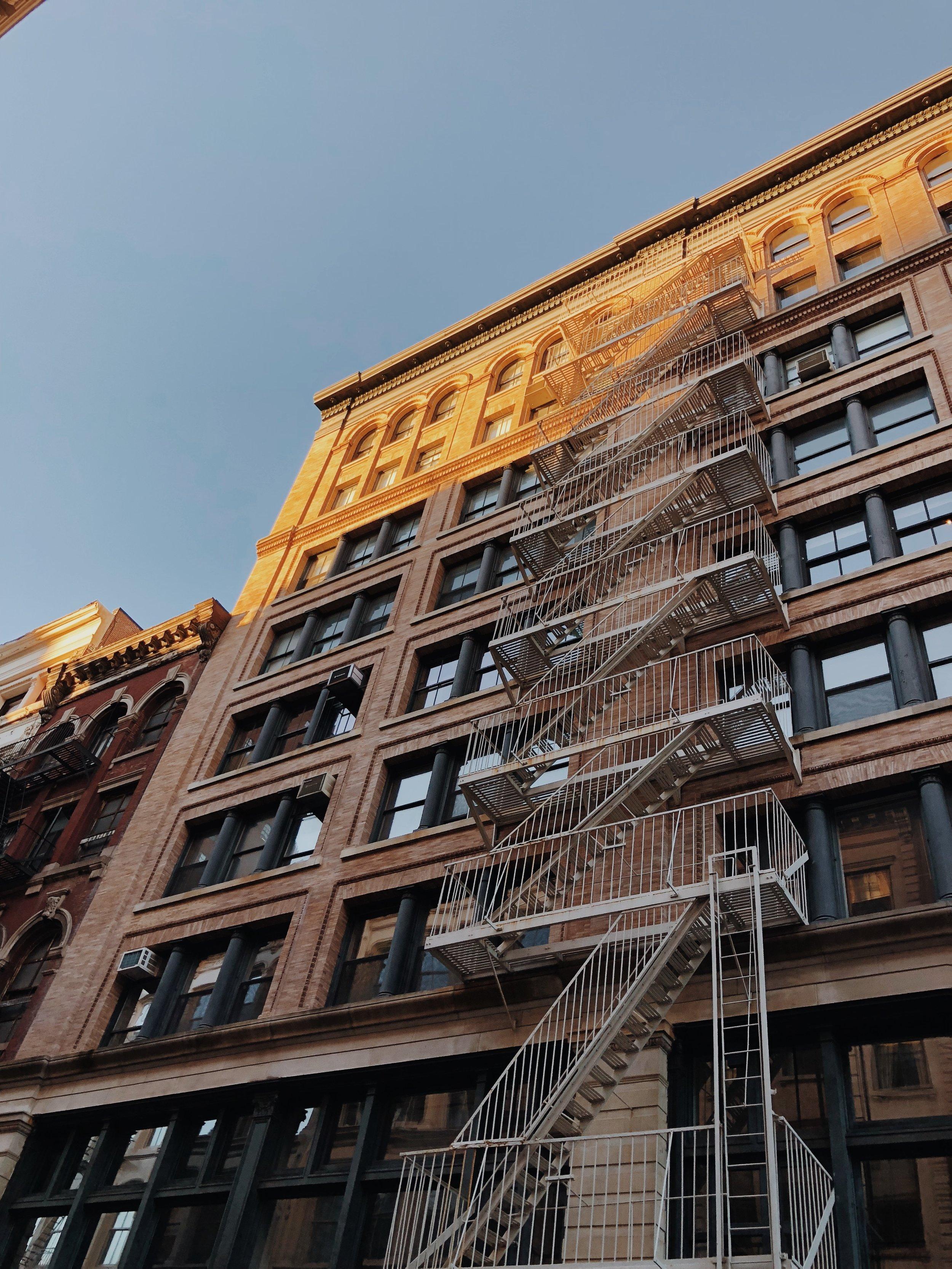 - Lower Manhattan