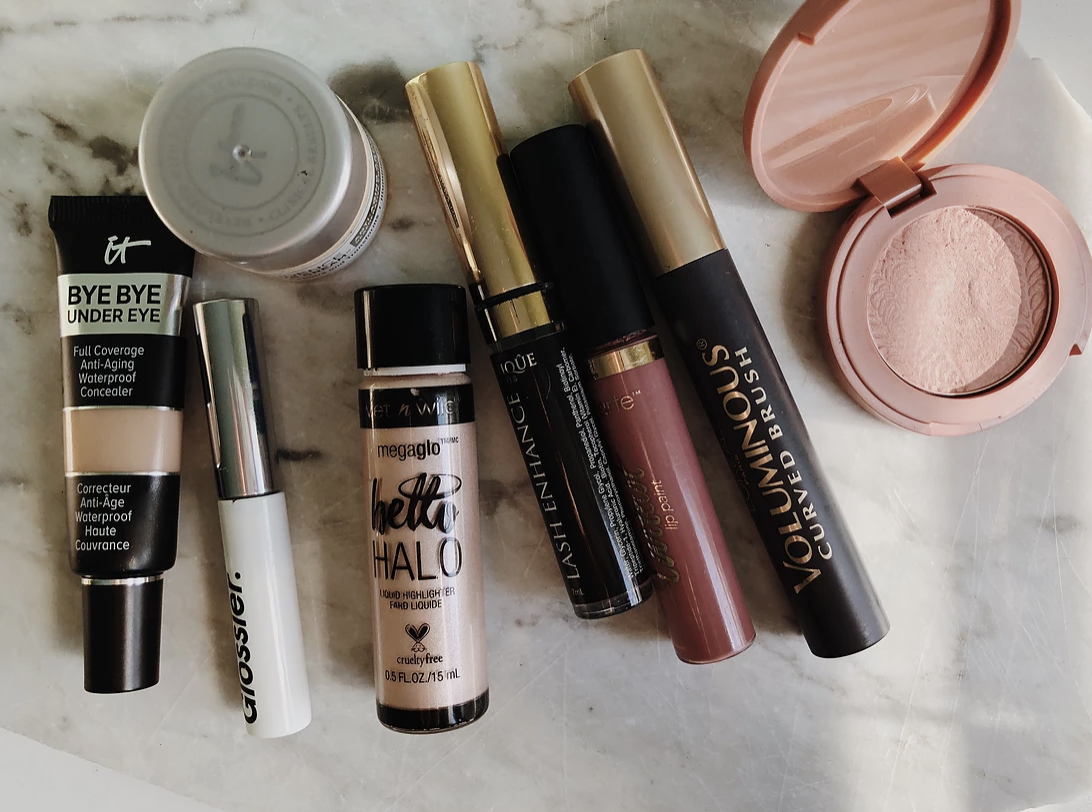 - makeup + skinproducts review