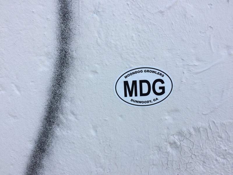 MDG on the Berlin Wall