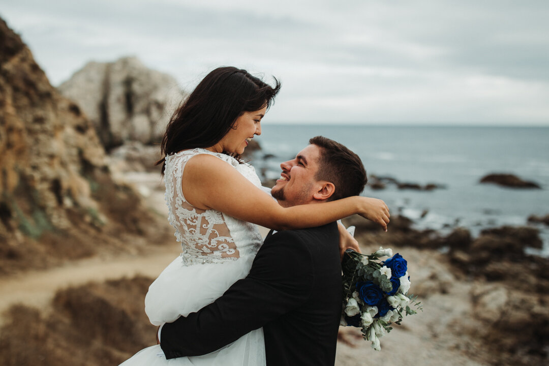 The Trifecta - Engagement Photography + Wedding Photography + VideoStarting at $5,999