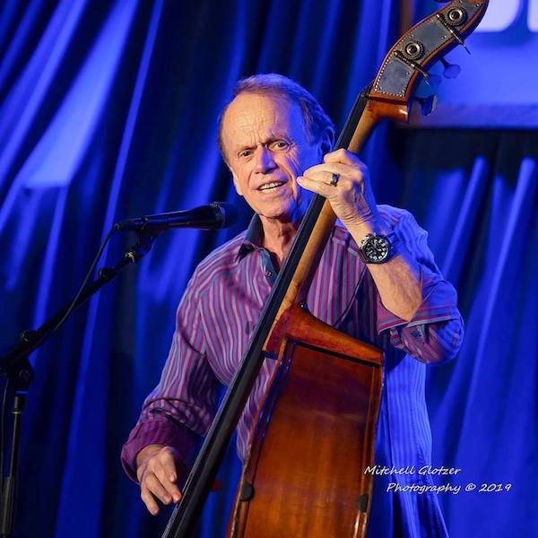 Al Jardine performing at the Blue Note Napa, Feb 1, 2019. Photo courtesy Mitchell Glotzer.