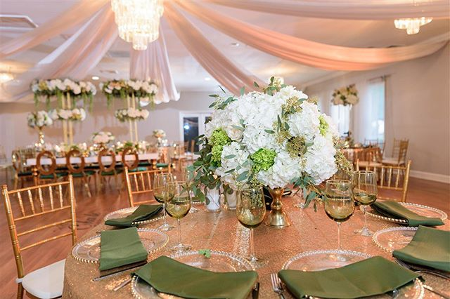 Emerald goblets are a beautiful addition to tablescape.  #GreatGrace xoxo Photography: @taraharpphotography  Planner, Decor & Designs & Florals: @uniqueroseevents @angelicaunique  Day of Coordinator: @soireesbylee  Venue: @chale_gardens ⠀⠀ Furniture Rental: @georgia_party_rentals .⠀⠀ .⠀⠀ .⠀⠀ .⠀⠀ .⠀⠀ .⠀⠀ .⠀⠀ #eventplanners #eventplannerlife #atlantaweddingplanner #atlwedding #atlantaweddings #atlantawedding #atlantabride #bride2019 #atlantabrides #southernwedding #wedding2019 #bridegoals #coolbride #futurebride #brideinspo#weddingtheme #weddinggoals #munaluchibride #blackbride1998 #weddingsonpoint #aisleperfect #thedailywedding #iloveweddings #sayido #weregettingmarried #blushingbride #herecomesthebride #luxuryweddings #atlantaweddingplanners