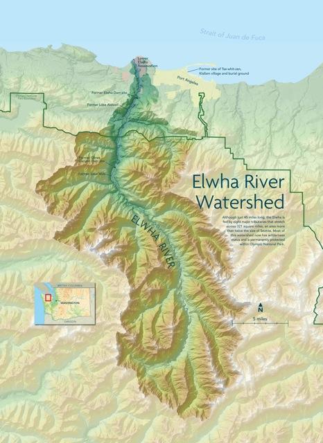 Elwha River Watershead