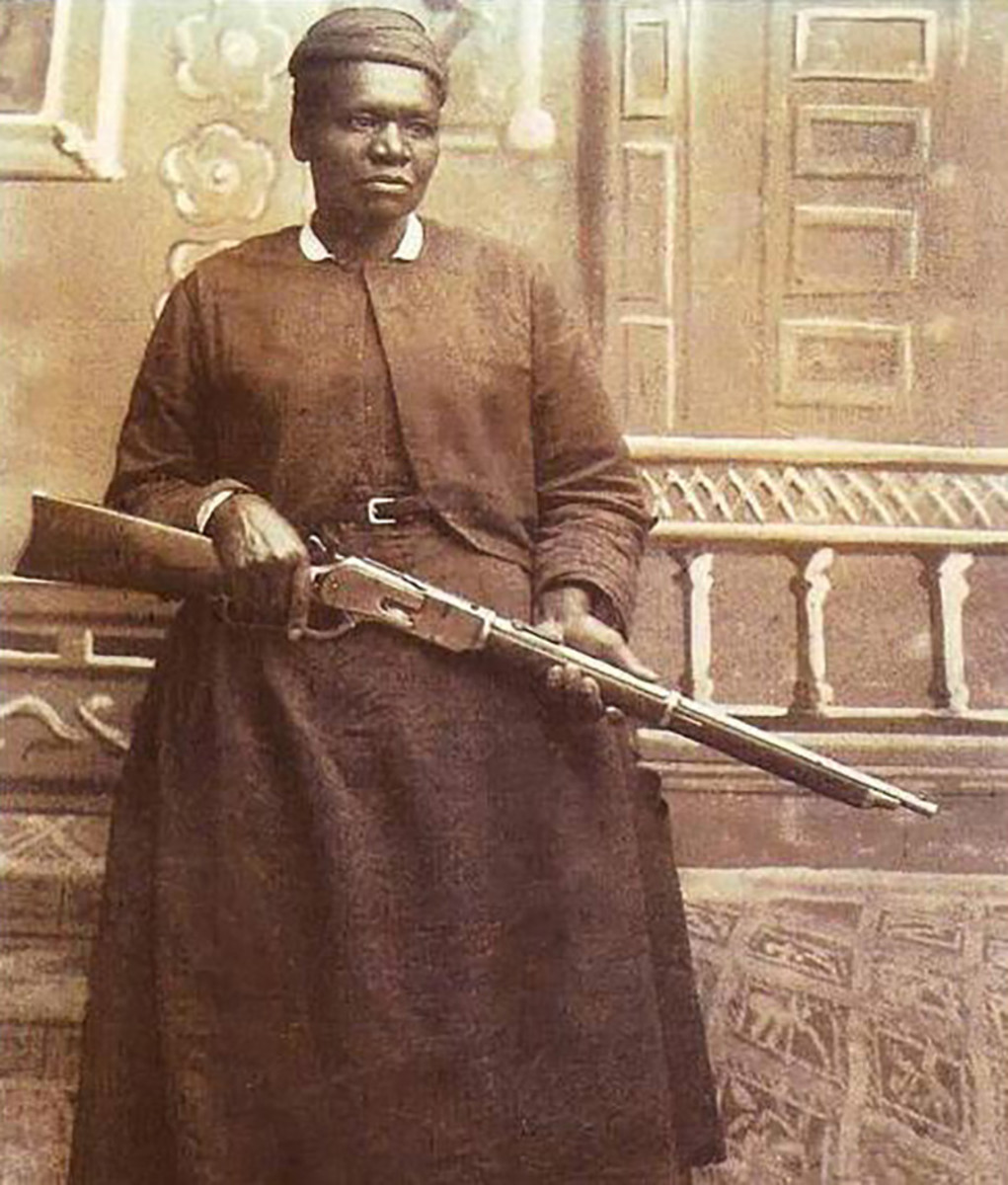 Stagecoach Mary Fields