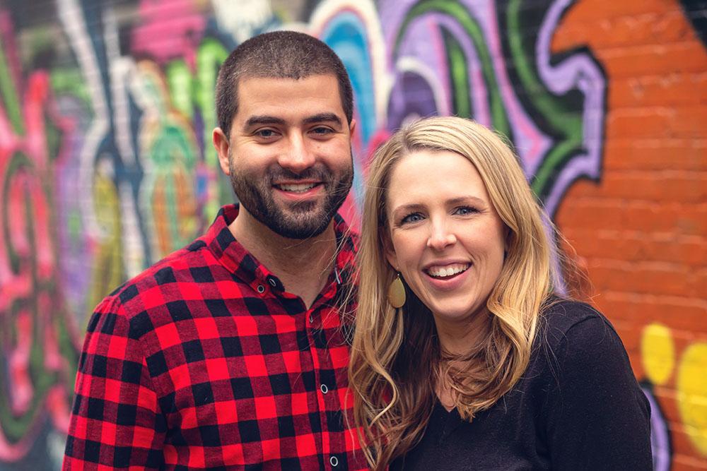 Cory and Suzanne Ozbun -
