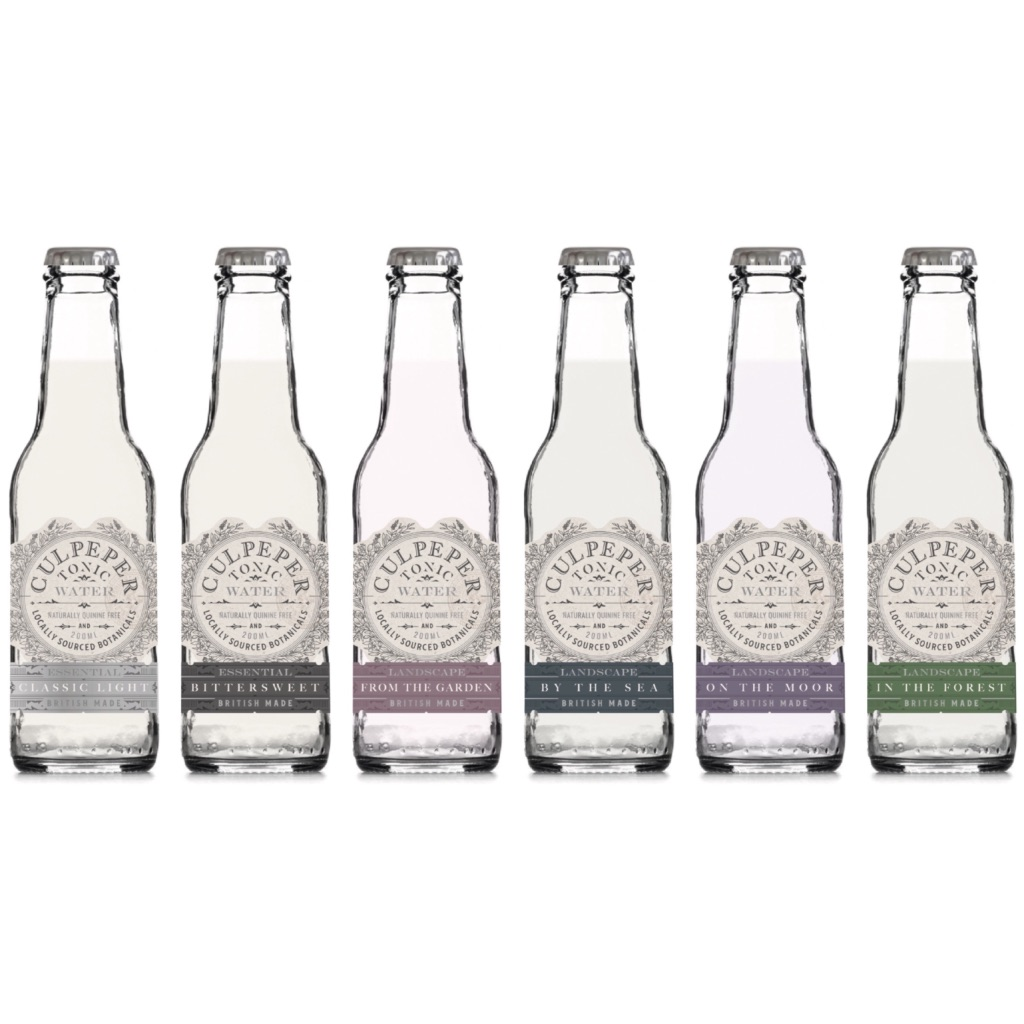 culpeper tonic news - Would you like to follow our journey as we move towards the launch of our new tonic range?