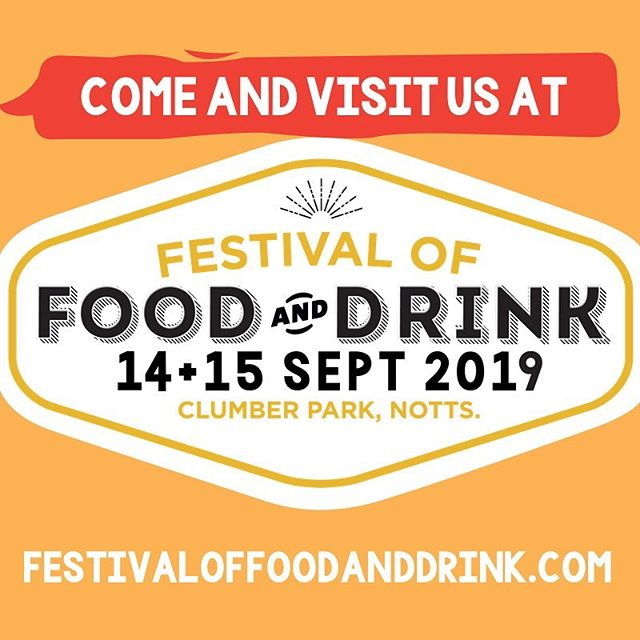 We are excited to be at Clumber Park Festival of Food and Drink this weekend 😀. Come by, taste our award-winning tonics and pick up some great deals! We're also featuring in the Gin School so register now to try our tonics with some awesome gins. 🍸🍸🍸