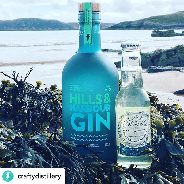 Join us and @craftydistillery for an exclusive foraging day on the 6th October in Galloway, Scotland! The day will include foraging for botanicals and garnishes, a cocktail masterclass, and of course lots of delicious tastings! Check out @craftydistillery for more details on how to book. We hope to see you there! 🍸🍸🍸 #gin #ginandtonic #cocktails #foraging #wildfood #tonic #tonicwater  #scotland #galloway