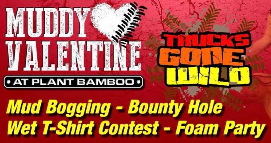 2020 TGW Muddy Valentine