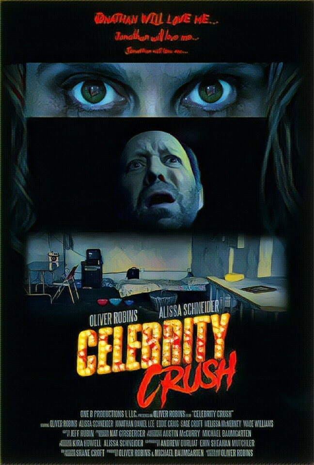 Celebrity Crush - Coming soon in 2019: Catch me in the role of Michelle in the thriller, Celebrity Crush, written, directed, and starring Oliver Robins (Poltergeist). Scroll down for the full trailer!