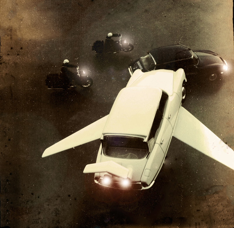 Le vol de Fantomas