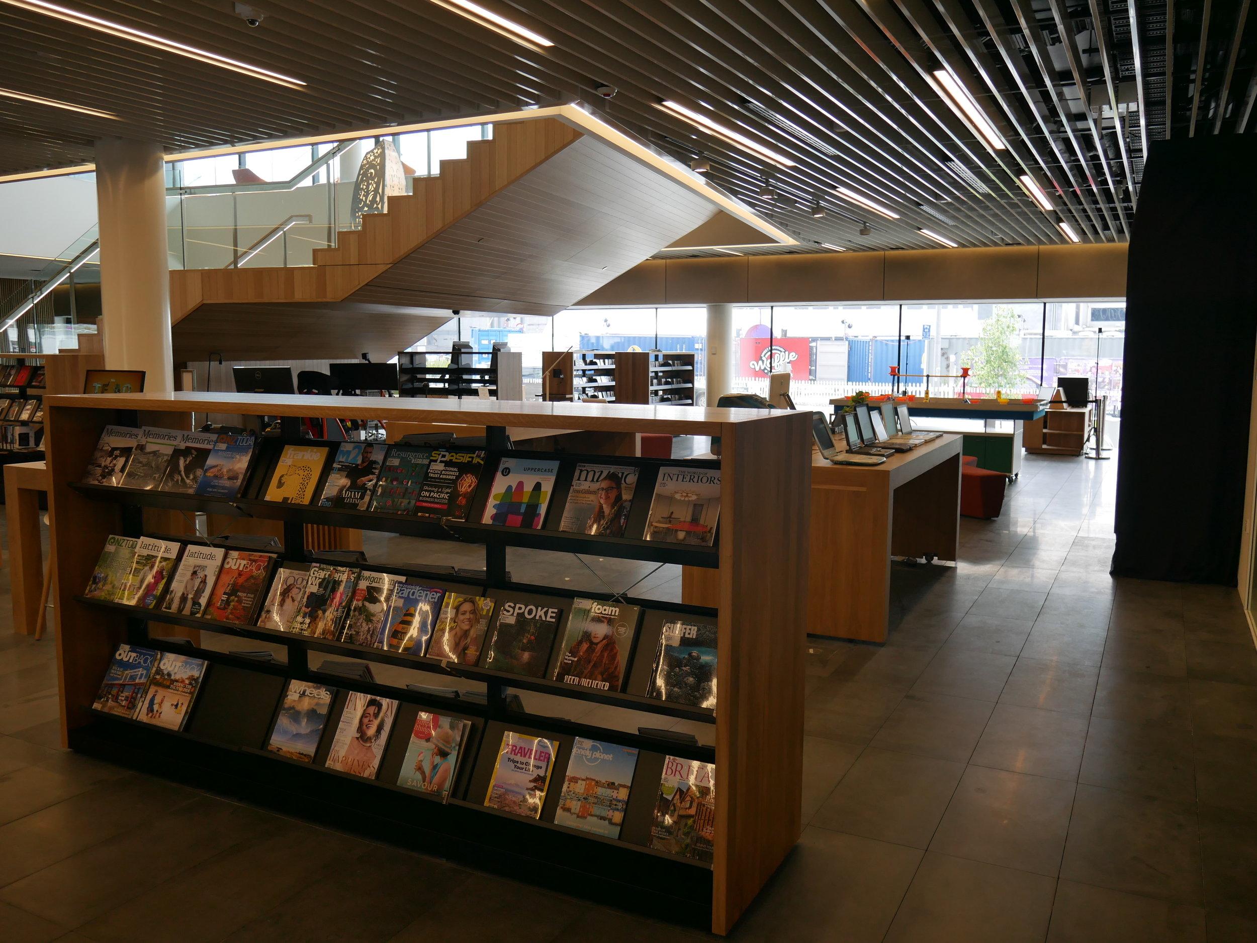 Turanga Library Ground.JPG