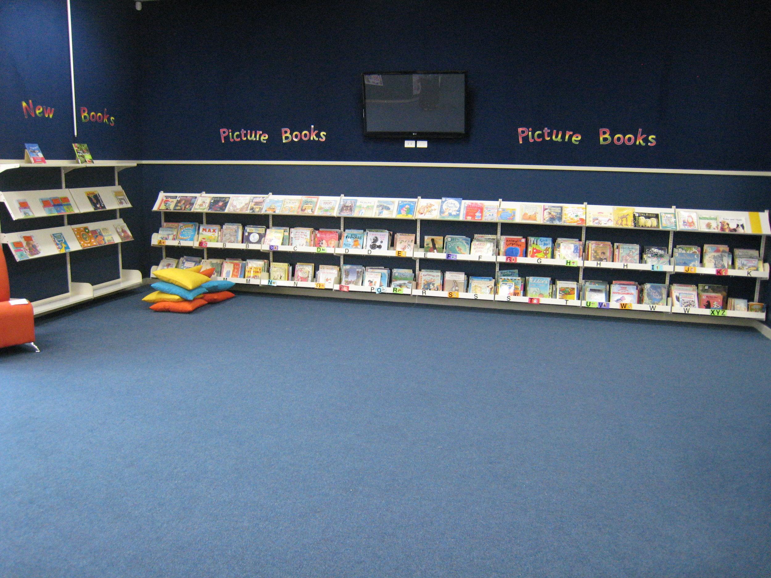 Te Awamutu Primary Library.JPG