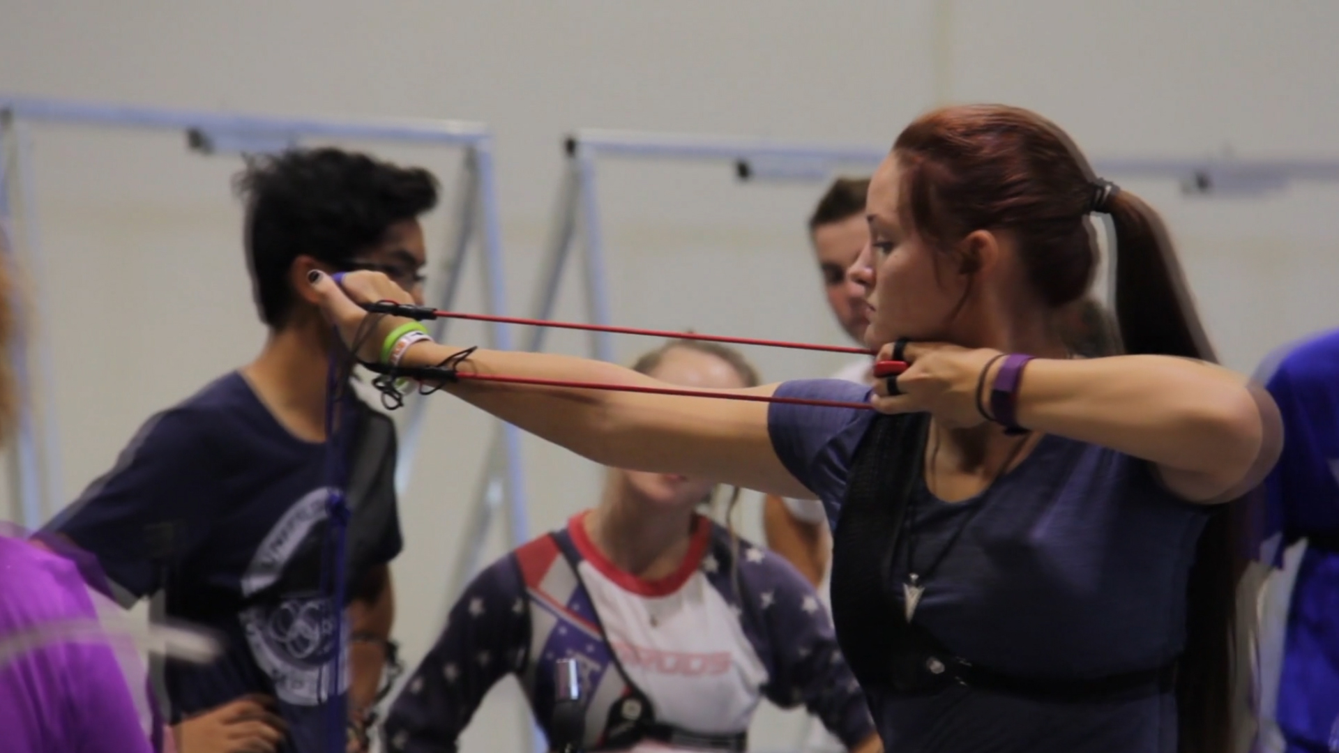 Try Archery - curious about archery?This class is the place to start!