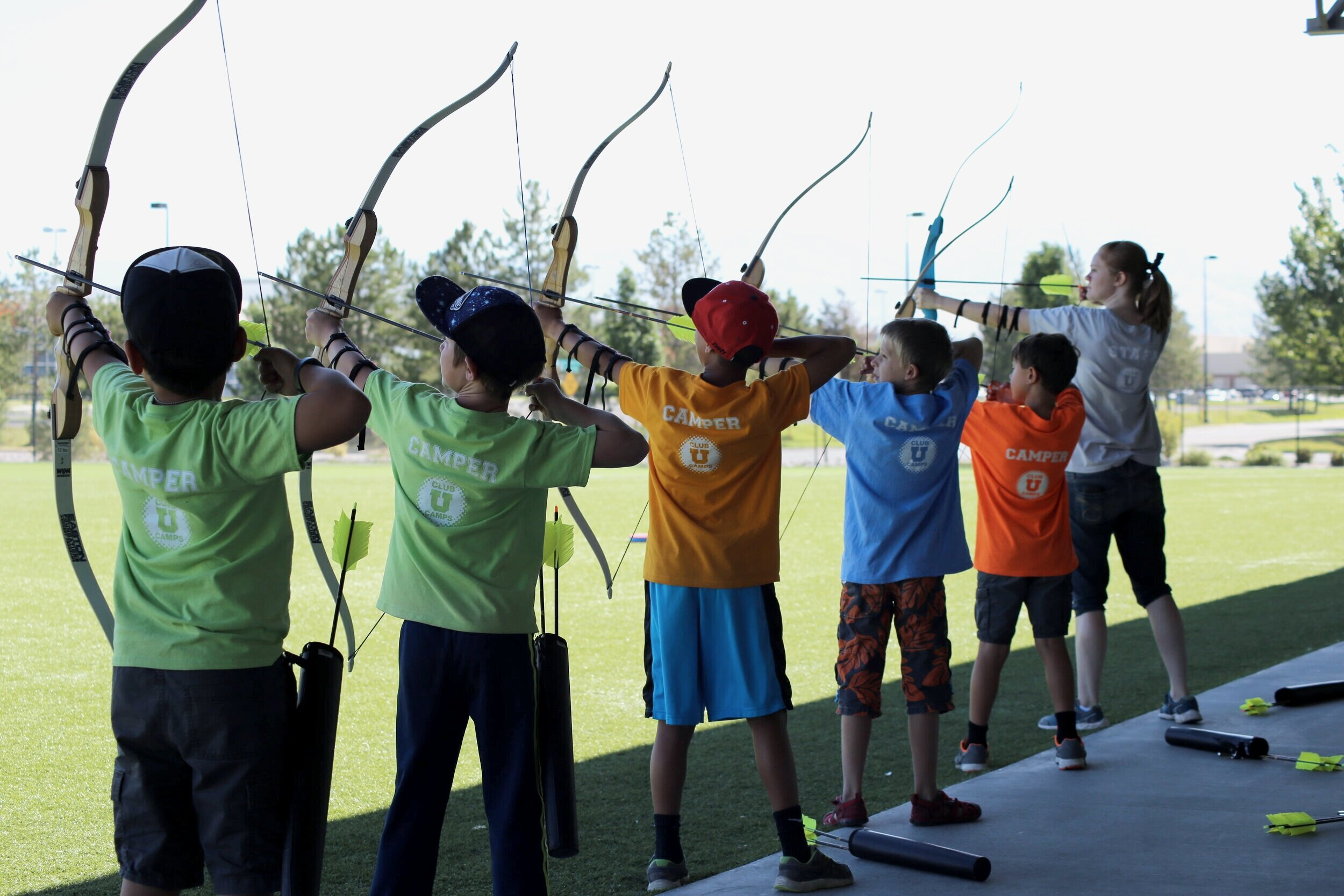 Archery's Positive Impact - How good you get depends on how you start
