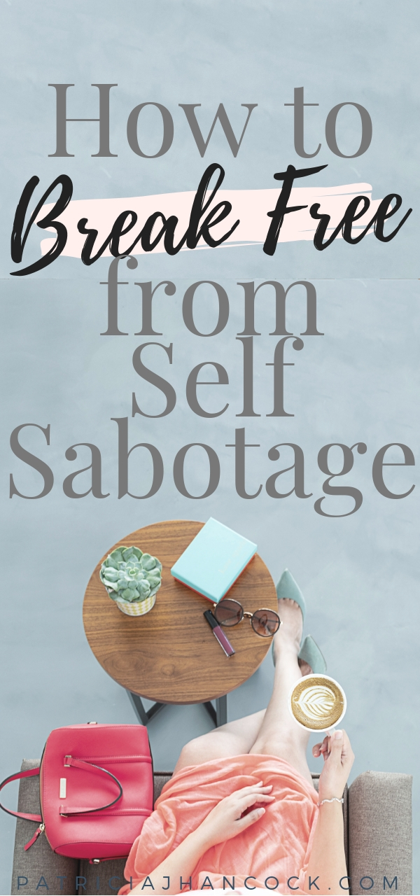 Learn how to stop yourself from sabotaging your goals and your success. Here, we'll discuss what we do consciously and unconsciously to uproot our success, plus how to stop the self-sabotage from happening over and over again! Easy ways to implement now to achieve your goals! #personalgrowth #planning #goals #mindset