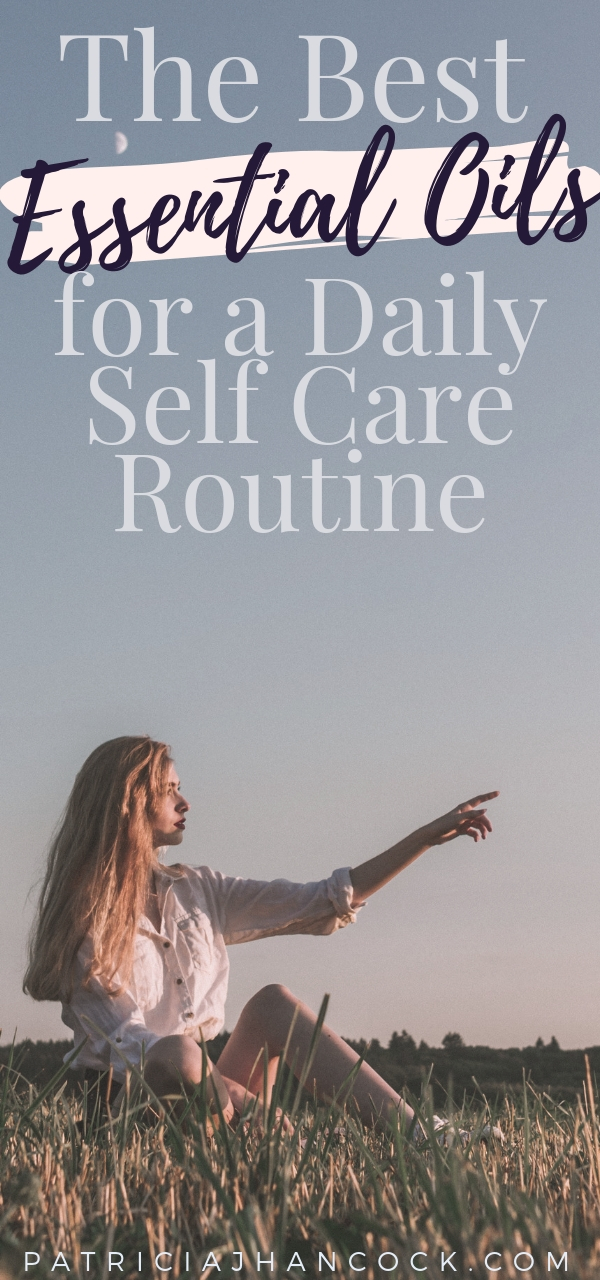 In this article, we're discussing a low maintenance self care idea to add to your routine. Learn about the best organic essential oils and uses for an easy, daily self care routine. These essential oil blends will promote your overall wellness as well as how to use essential oils for beginners. #selfcare #essentialoils #selfcareideas #selfcareproducts #selflove #essentialoiluses
