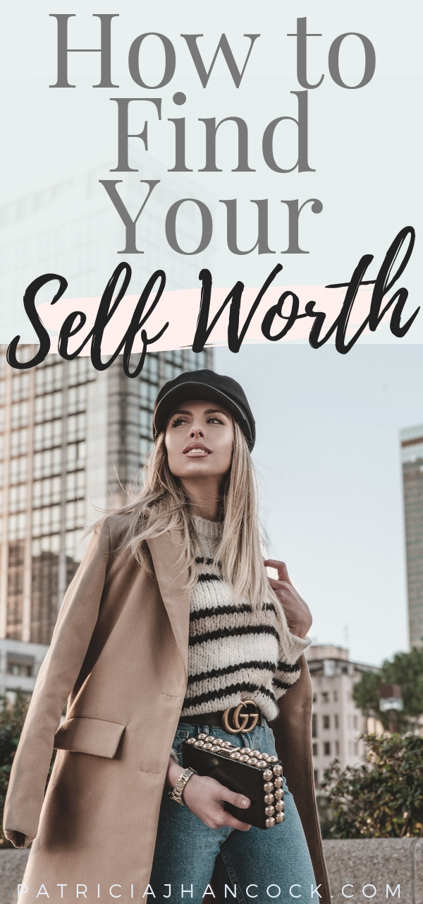 In this article, you'll learn how to find your self worth and build confidence towards positive self esteem. These self love tips will help you to begin to better understand self awareness and find your best self. Through self acceptance, you'll learn how to motivate yourself and improve your gratitude attitude in every aspect of your life. #confidence #motivation #selflove #selfworth #selfimprovement #selfcare