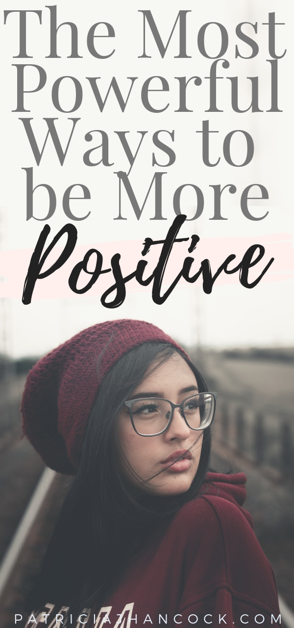 Learn the most powerful ways to be more positive! Within this article, we'll discuss positive tips that will help you to build confidence, and change your thoughts to create a more long-lasting, positive attitude. #selfcare #positivemindset #selflove #selfesteem #confidence