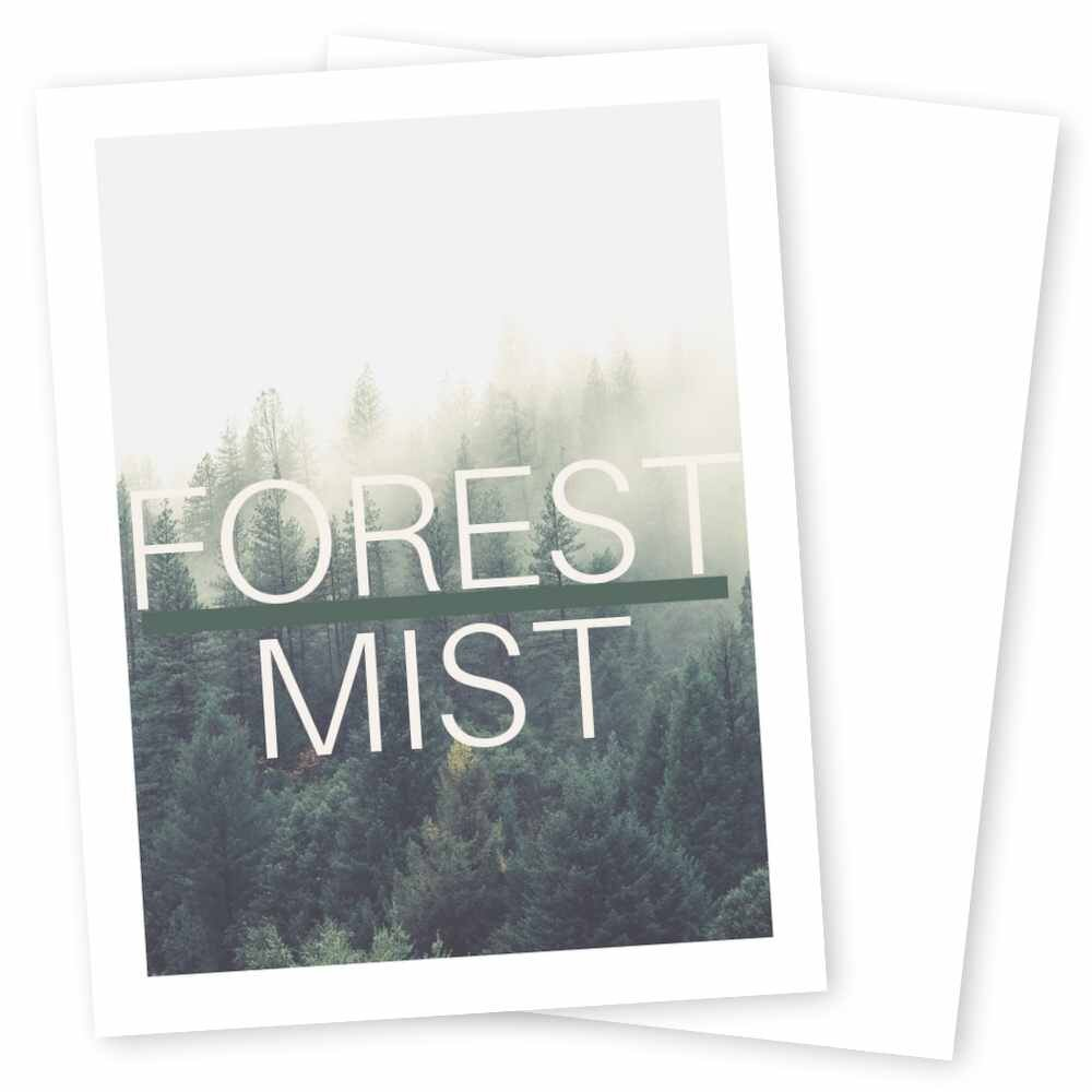 Forest Mist Series - Allow your clients to immerse themselves in the beauty of our Forest Mist series. Simple designs allow your content to shine through with sleek, modern pages.This design series is perfect for those looking to work with clients just as adventurous as you are with photo pages made to showcase your visuals. Page after page, this stunning series will keep your clients engaged and eager for more.