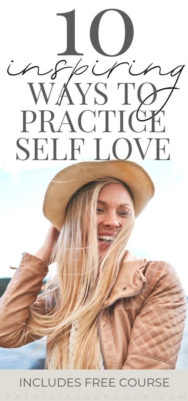 Within this article, you'll learn the 10 most powerful ways to practice self love and self acceptance and be inspired by these easy self love tips! These 10 practices will invoke powerful change and radical transformation to your self love practice and easy to add to your self care routine. #selflove #selfcare #selfesteem #personaldevelopment #selfacceptance #selflovetips #selfimprovement