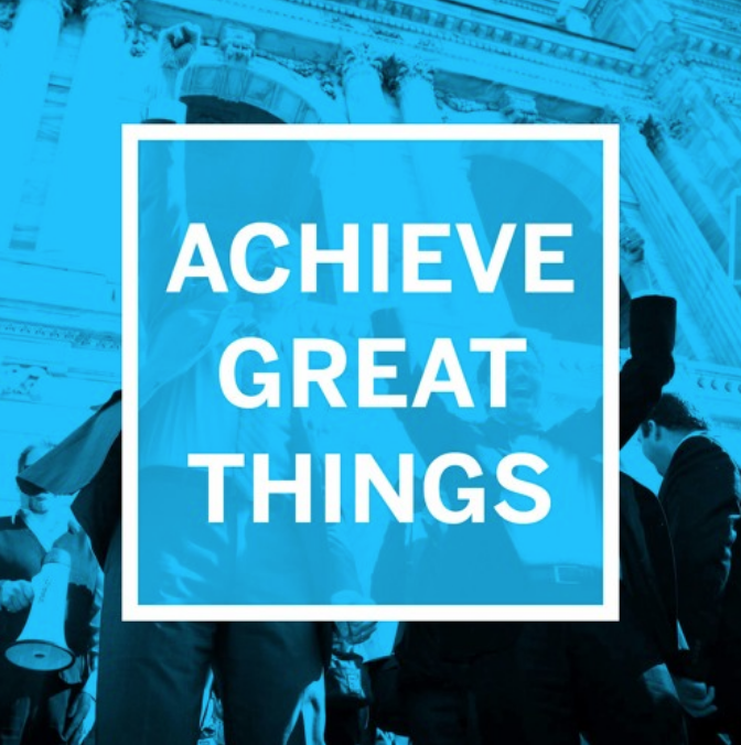ACHIEVE GREAT THINGS PODCAST - An outdated focus on television can hamstring Democratic candidates. To reach crucial voters, strategists have to invest in quality digital content.This week we sit down with Brad Jenkins, Obama White House alum and current executive producer of Funny or Die DC.
