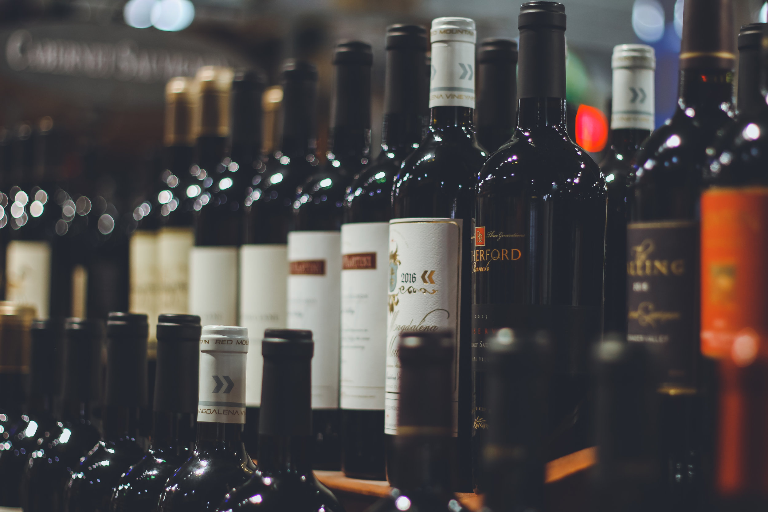 Nugget Markets Winter Field Guide #fieldguidesocialclub #nuggetmarkets #weprepyourparty #sacramento #wine