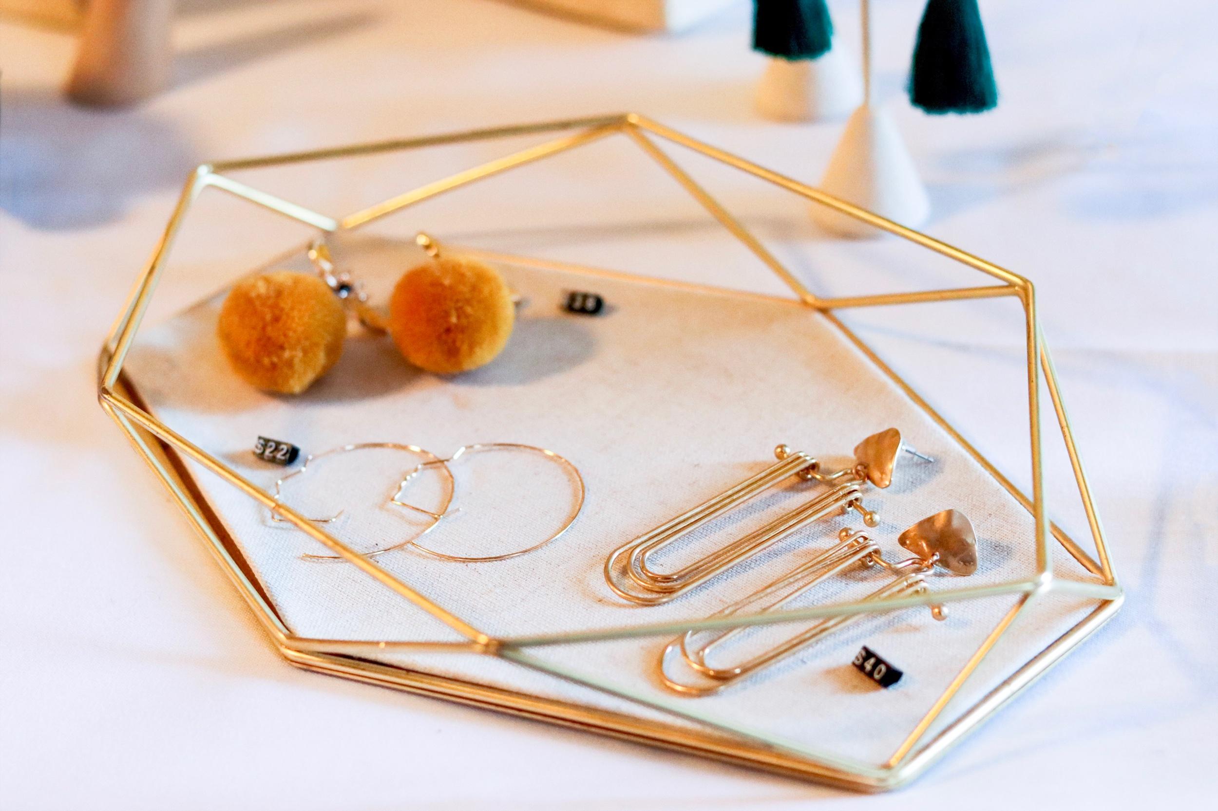 @cocoacentric GGC #SMALLBIZ SUMMIT Handmade Vintage Jewelry