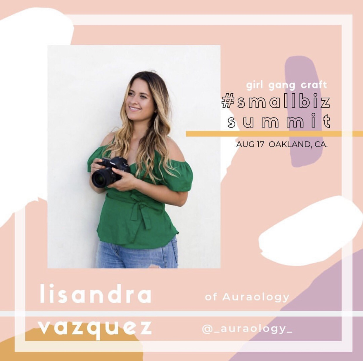 LISANDRA VAZQUEZ: - PANEL + HEADSHOTS@lisandra__vazquez + @_auraology_