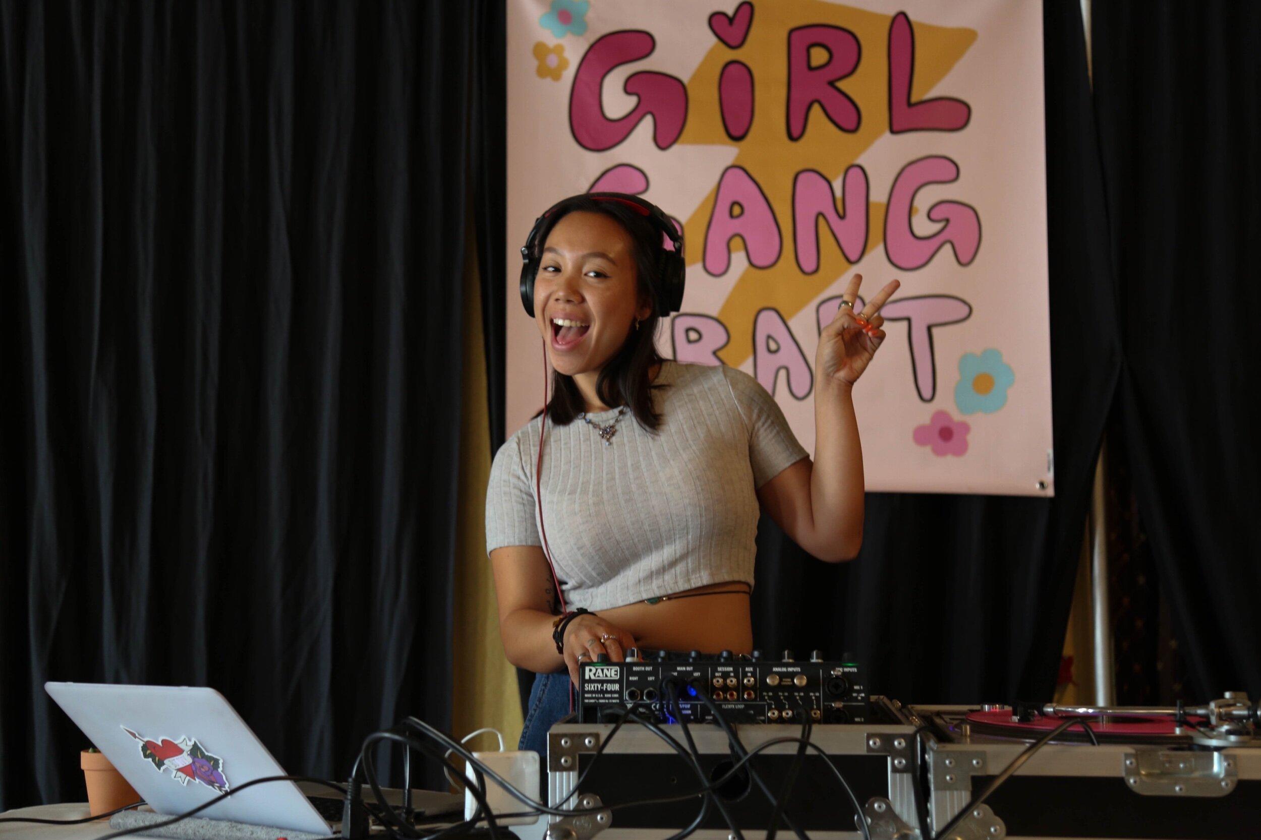 Girl Gang Craft #SMALLBIZ SUMMIT