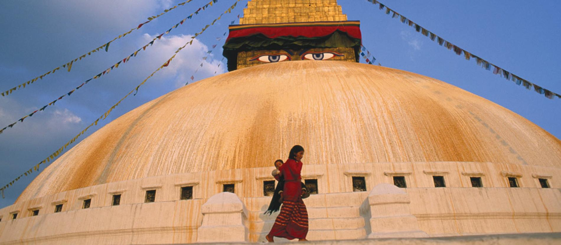 From National Geographic - Tibet & Nepal Photography Tour & Expedition