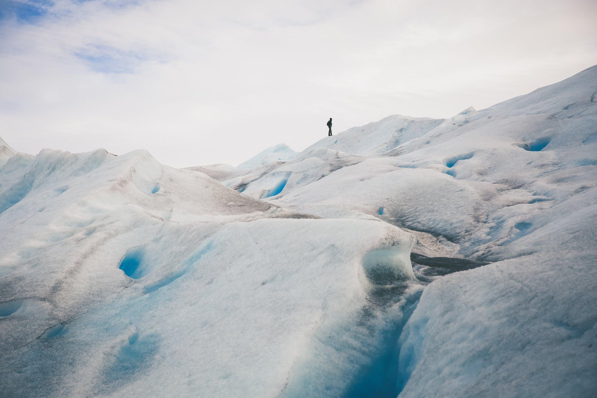Patagonia, Argentina. From Unsplash, Margo Brodowicz.