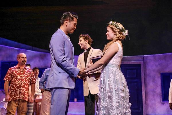 Karl Josef Co as Sky & Berklea Going as Sophie