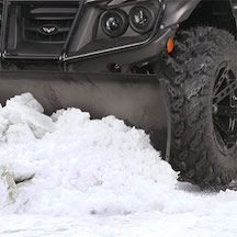 COLD WEATHER / PLOWS - Conquer the cold and plow through anything in your path with these accessories.Click HERE for more information