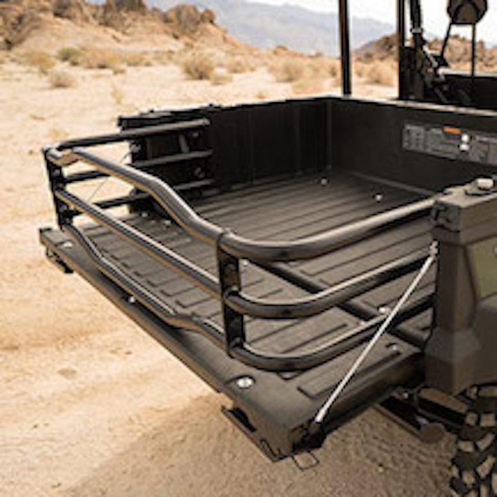 CARGO & RACKS - Turn your vehicle into a hauling machine with accessories like bed extenders and hood racks.Click HERE for more information
