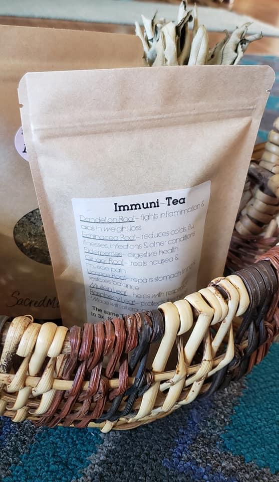 seasonal tea blends