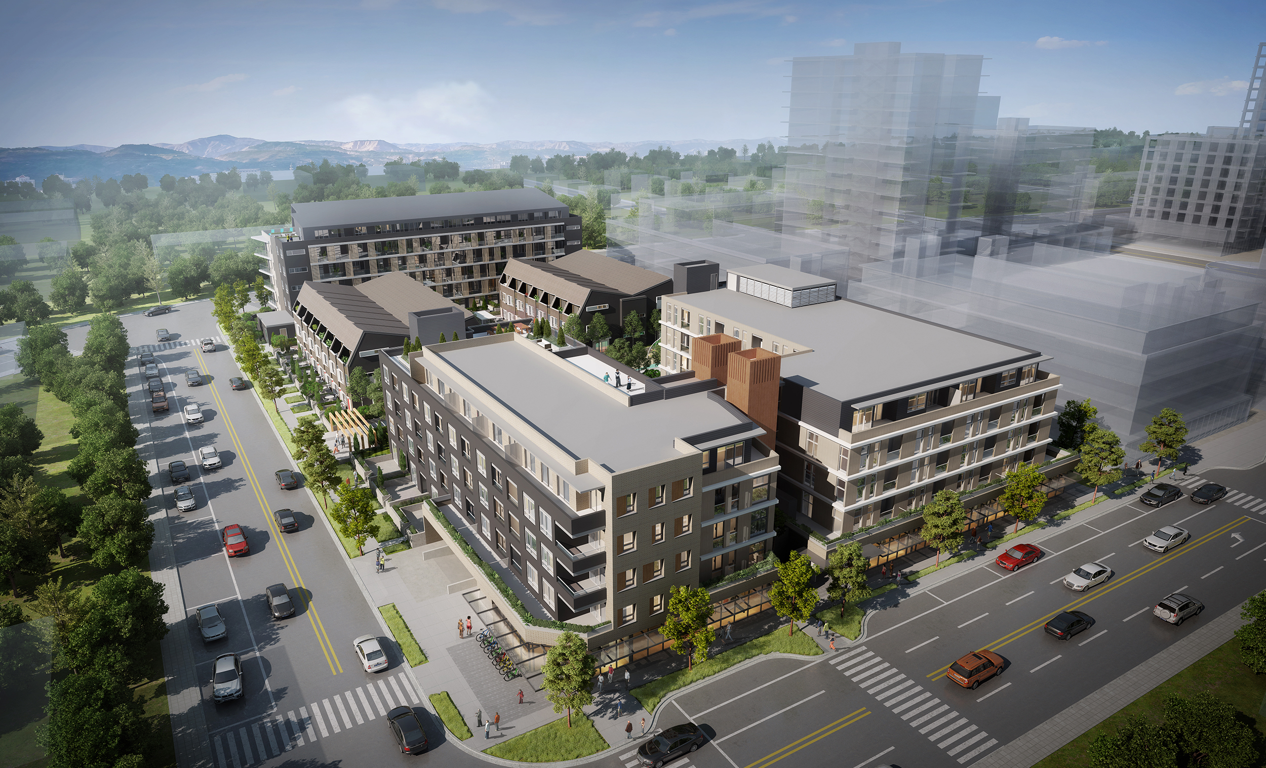 (Phase 1) Downtown Maple Ridge -