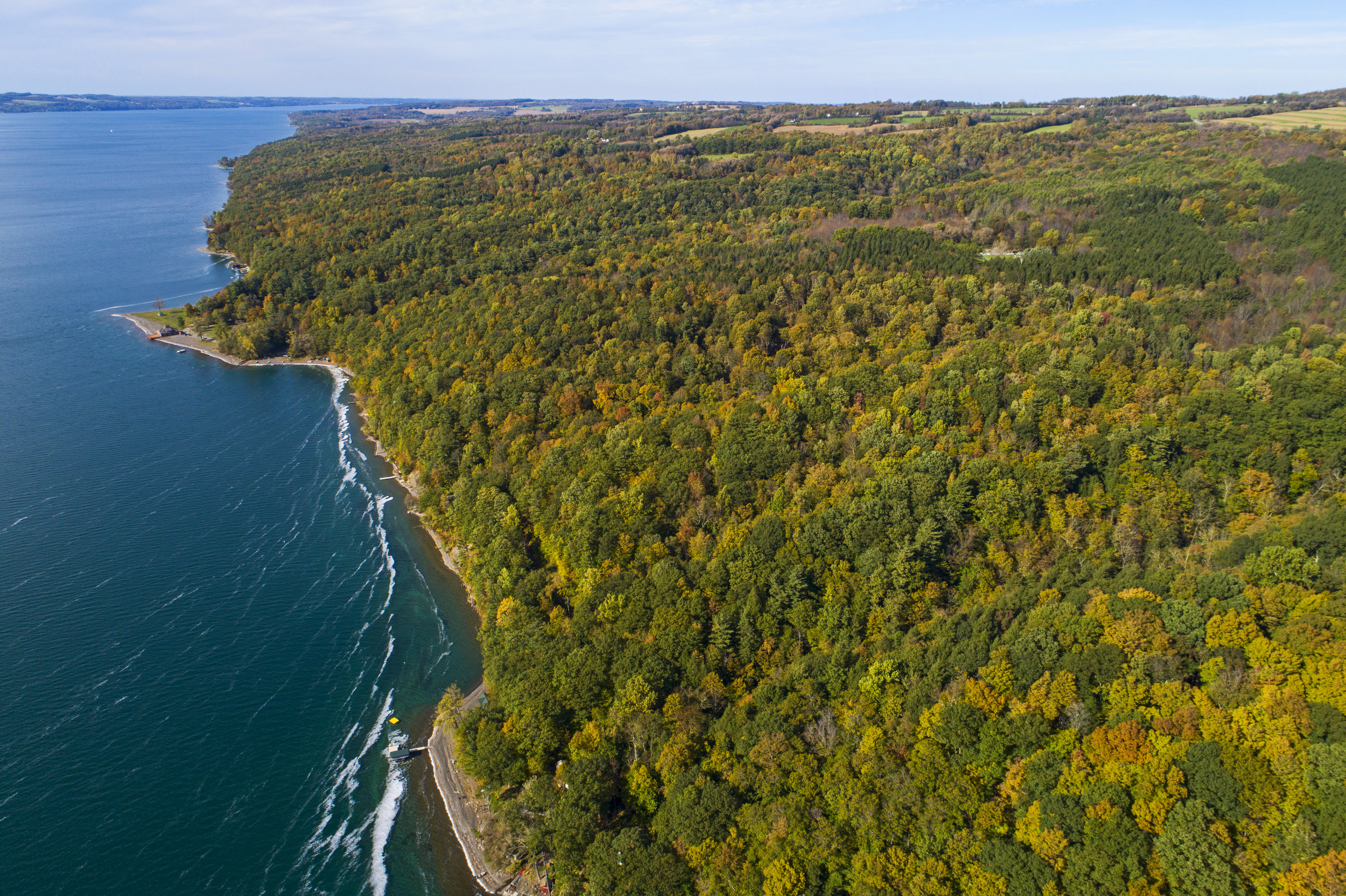 (4)  Camp Longhorn, 974 Ten Mile Point, Skaneateles, NY 13152, For Sale  DJI_0305.jpg