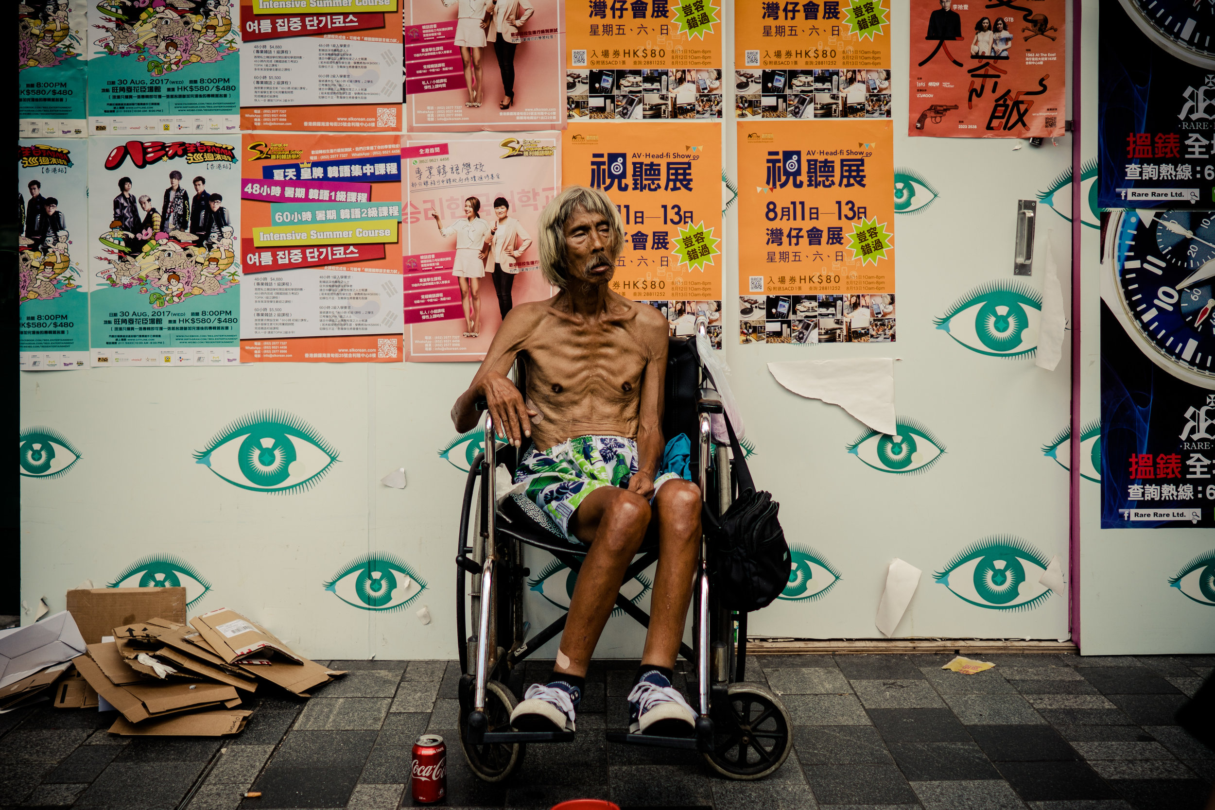 Jordan, HK